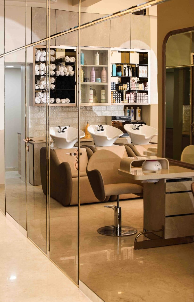 Glory Salon Interiors